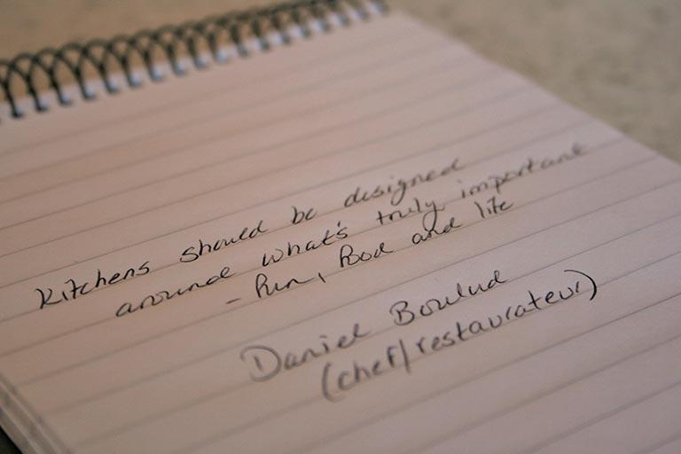 Daniel Boulnd quote